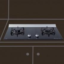 晶焱玻璃檯面爐 | JT-GC288AS