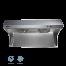 直流變頻斜背式排油煙機 | TR-5735 (90㎝)