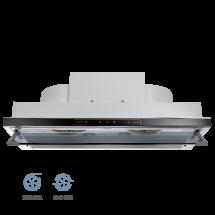 金綻系列-直流變頻隱藏式排油煙機 | TR-5765(90㎝)