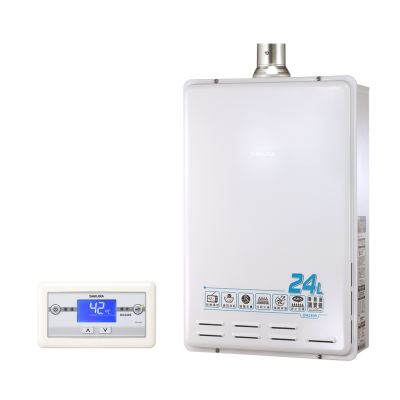 DH2400 智能恆溫熱水器