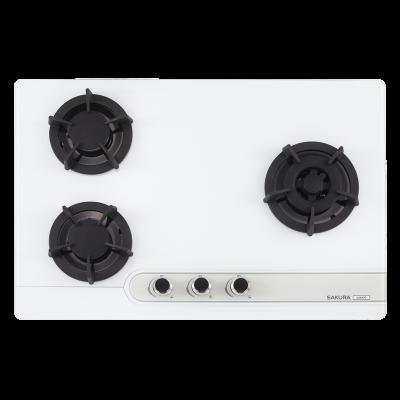 G2633G 三口大面板易清檯面爐