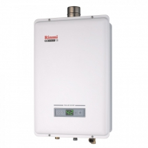 強制排氣式13L/16L熱水器 | RUA-B1301WF/RUA-B1601WF